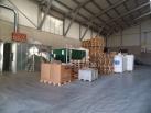 Recyclinghalle innen